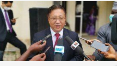 China loans to Nigeria mutually beneficial - Envoy claims