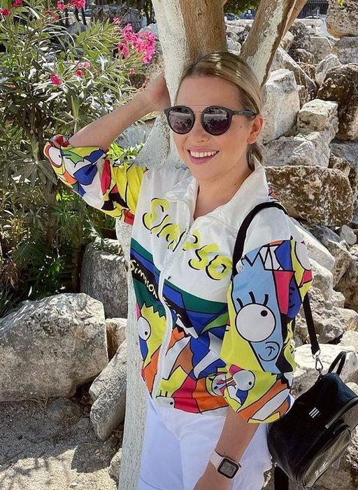 Aleksandra Kwaśniewska i Kuba Badach świetnie się bawią na wakacjach w Grecji