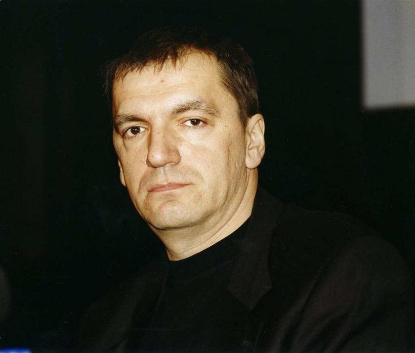 Pasikowski wraca na plan