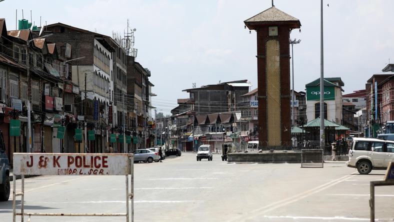 Prowincja Kaszmir