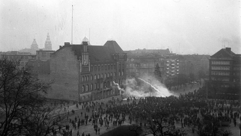 Strajki w Szczecinie w Grudniu '70