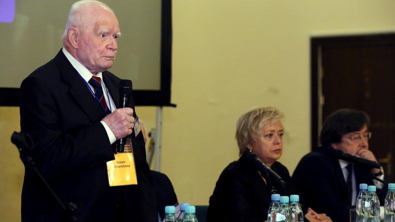 Adam Strzembosz, Małgorzata Gersdorf, Marek Zirk-Sadowski