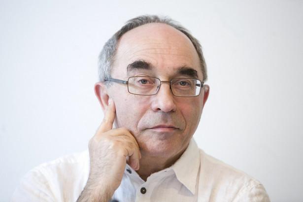 Prezes Fundacji Batorego Aleksander Smolar
