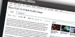 """W USA piszą o """"polskich obozach koncentracyjnych"""""""