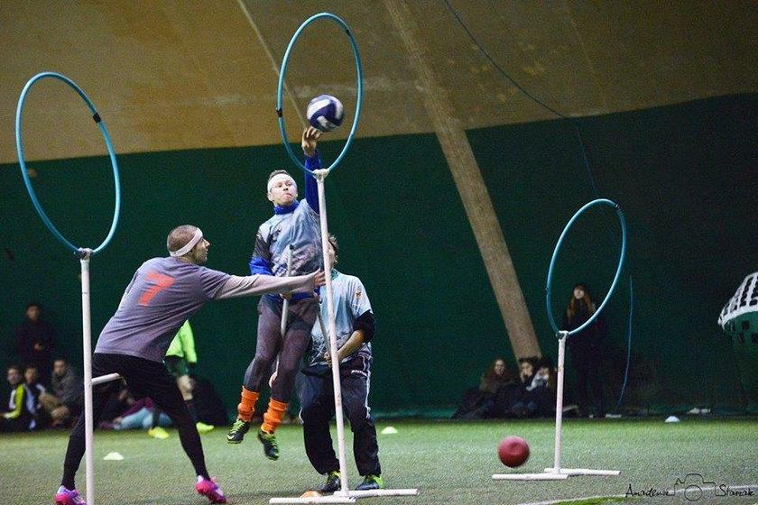 Mistrzostwa Polski w quidditchu. Szalona dyscyplina coraz popularniejsza