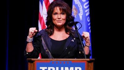 Sarah Palin hints she may run for US Senate in Alaska against Lisa Murkowski