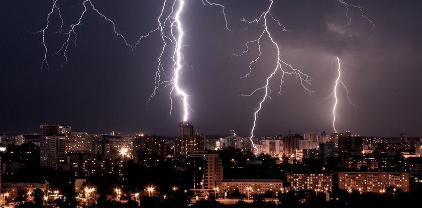 Nadszedł sezon burz. Wartość szkód może przekroczyć pół miliarda złotych!