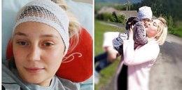 24-letnia Agnieszka ma guza pnia mózgu: Muszę wyzdrowieć dla mojego 4-letniego synka!