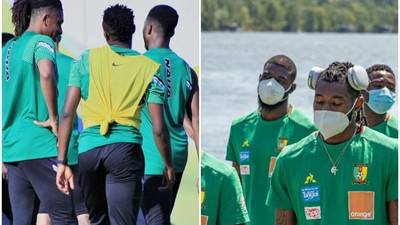 Nigeria Vs Cameroon: Super Eagles kick off preparations for 2022 World Cup qualifiers with friendly