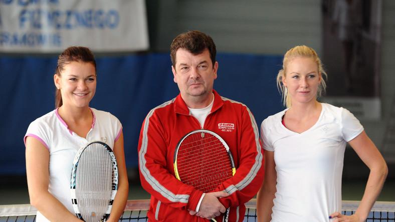 Agnieszka, Robert i Ula Radwańscy
