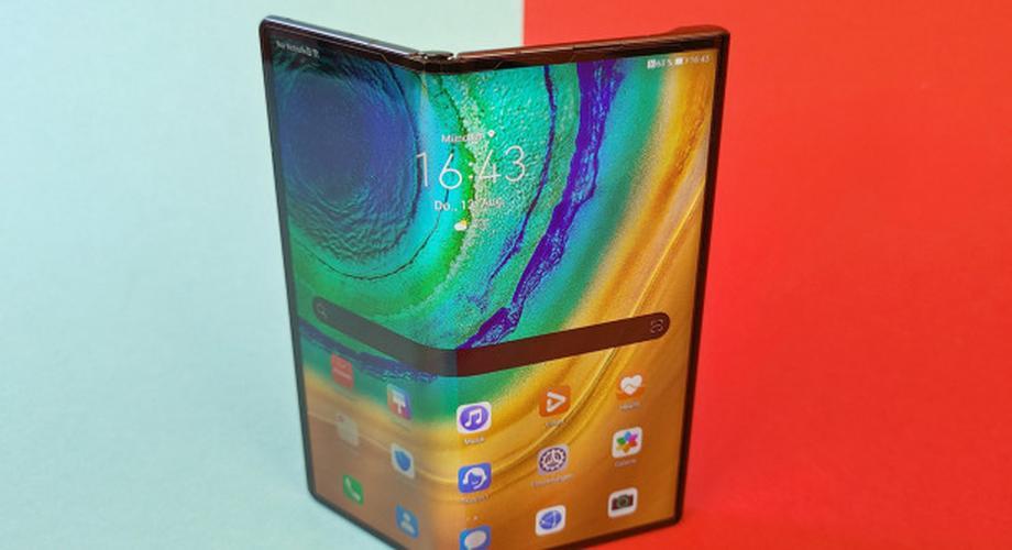 Huawei Mate Xs im Test: Falt-Handy für 2500 Euro