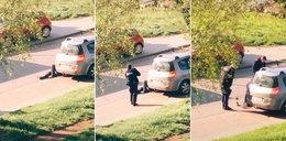 Zastrzelił policjanta podczas kontroli drogowej. Dotarliśmy do niepublikowanego nagrania z tragicznego zdarzenia