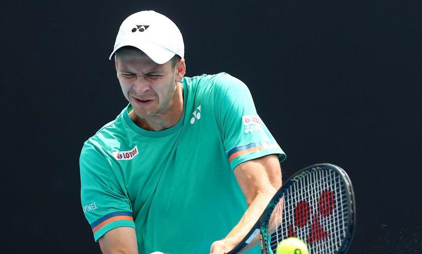 Turniej ATP w Miami. Zwycięstwo Huberta Hurkacza