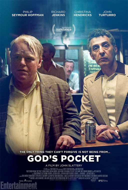 """God's Pocket"" - plakat"
