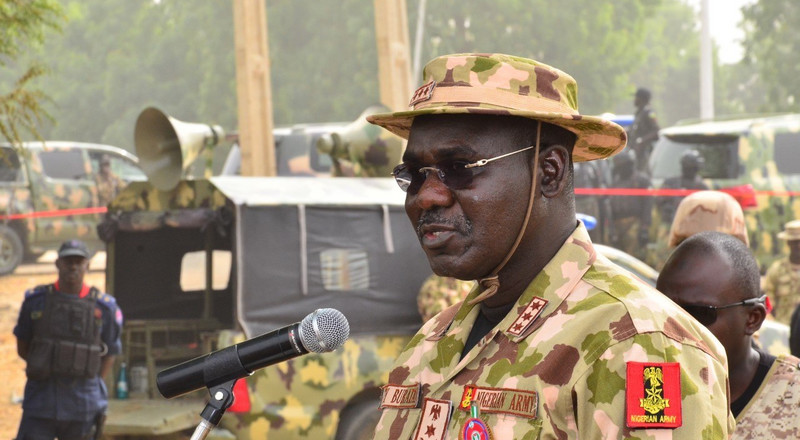 Buratai: Nigerians responsible for 75% of Boko Haram fight