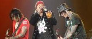 Guns N' Roses zagra na stadionie w Rybniku