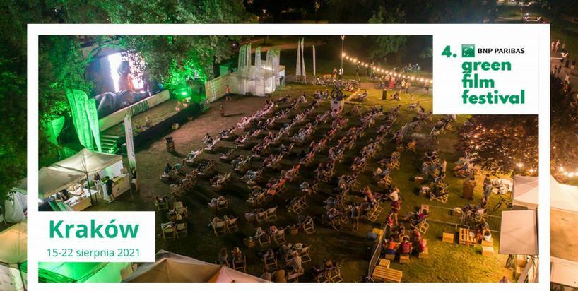 4. BNP Paribas Green Film Festival. 8 dni ekologicznego kina