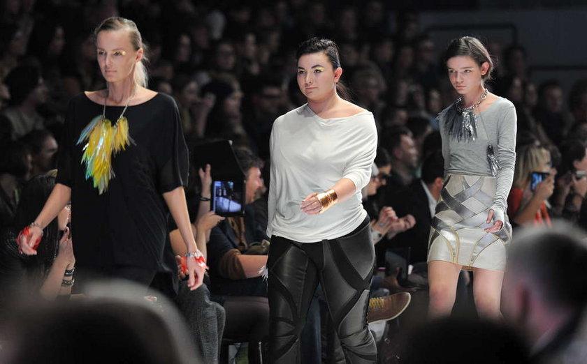 Wiktoria Grycan w Top Model