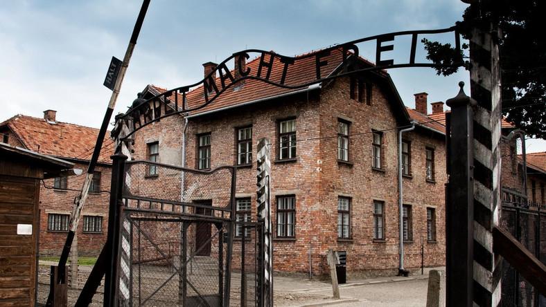 Włoch zatrzymany za kradzież drutu z Auschwitz