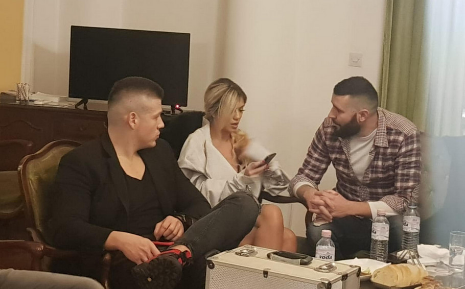 Slobodan Radanović i Kija Kockar