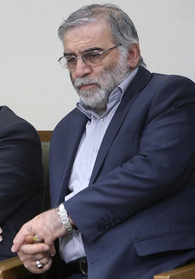 Ubijeni iranski naučnik Mohsen Fahrizadeh
