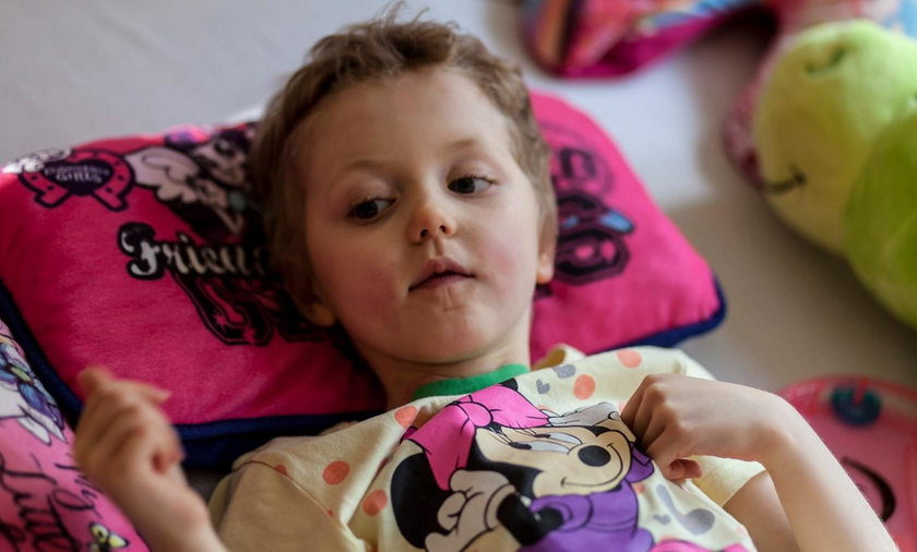 8-latka po zabawie z dziećmi zapadła w śpiączkę. Wybudziła się!