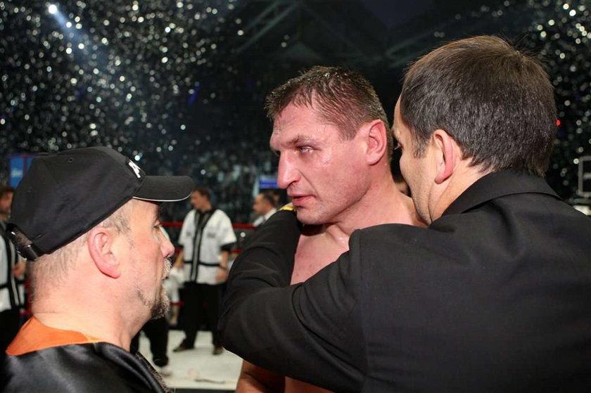 Andrzej Gołota będzie walczył w formule MMA?
