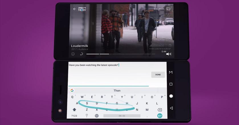 ZTE Axon M umożliwia korzystanie z dwóch ekranów na kilka sposobów