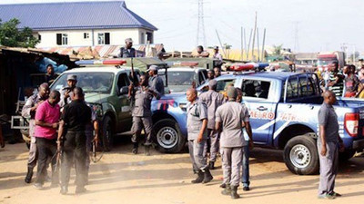 Border officials clash with rice smugglers in Badagry; SS3 student shot dead