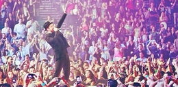 Justin Timberlake wie, jak rozpalić tłumy