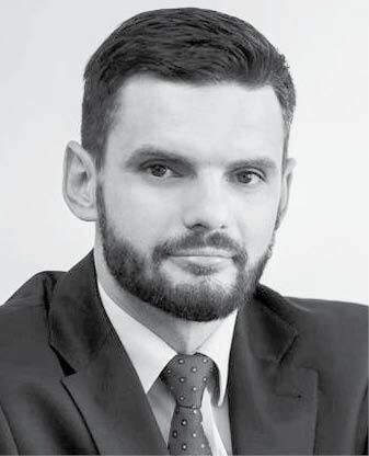 Radosław Maćkowski, doradca podatkowy w MVP TAX