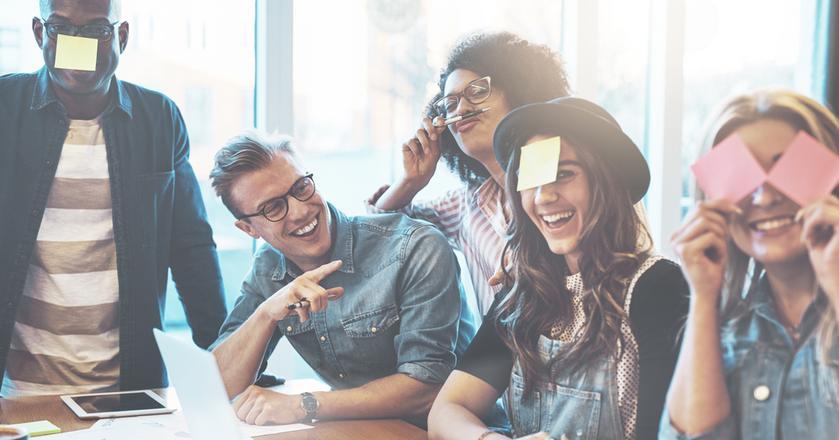 Zatrudniaj ludzi, którzy nie są do siebie podobni, domagaj się dostarczania problemów a nie rozwiązań - to tylko dwie z pięciu zasad wspierania oryginalności w firmie