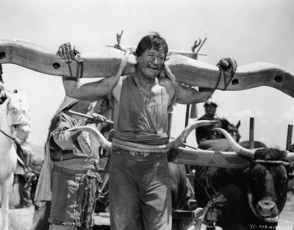 Džon Vejn u filmu