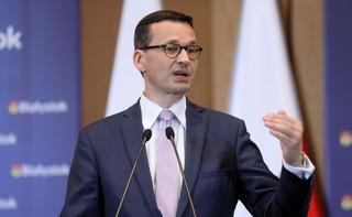 Morawiecki: Szkolna wyprawka będzie dużym wsparciem dla rodzin