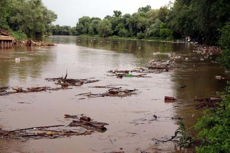 Pomoravlje kiša poplave, foto Tanjug D. Anicic