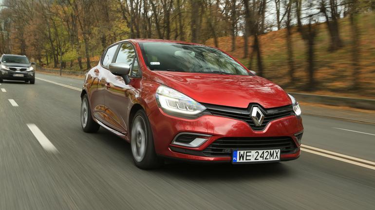 Renault Clio 1.2 TCe - pakiet M po francusku
