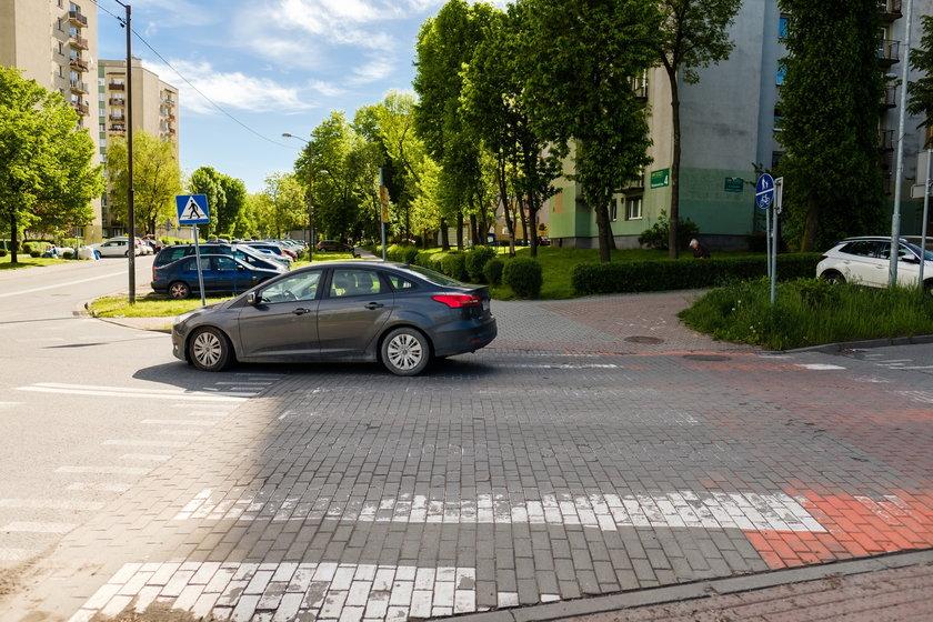 Wymalujcie te przejścia dla pieszych