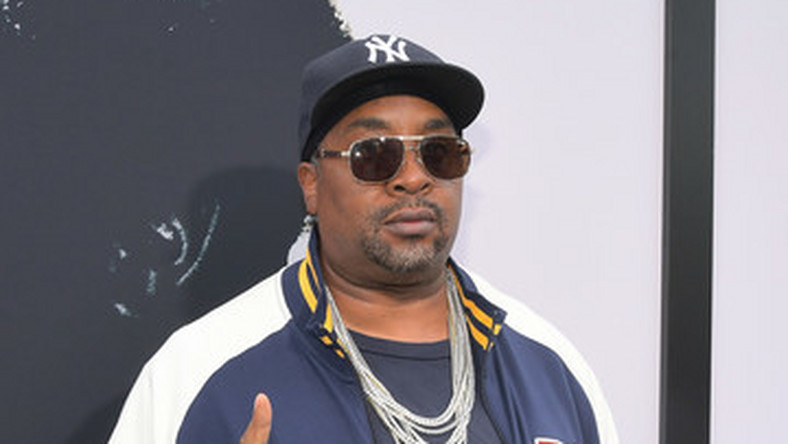 Louis Eric Barrier also known as Eric B is the former producer and DJ for the golden age hip hop duo Eric B. & Rakim. [Zimbio]
