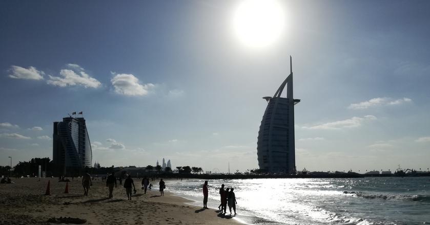 Dubaj - zwiedzanie miasta