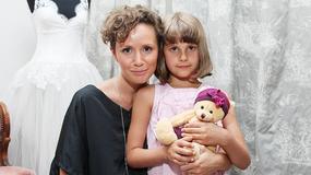 Monika Mrozowska z córką projektują skarpetki