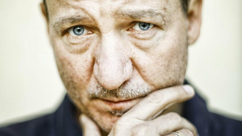 Robert Więckiewicz (fot. Leszek Holf-Zych)