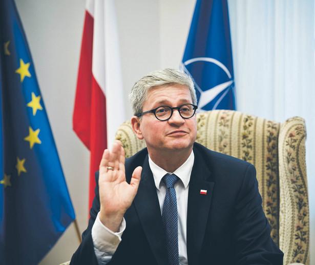 Paweł Soloch, szef prezydenckiego Biura Bezpieczeństwa Narodowego.