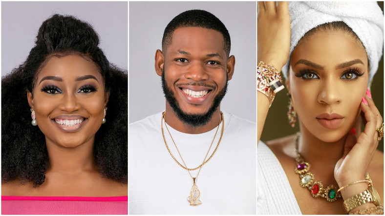 Frodd is torn between his feelings for Esther and Venita [Multichoice NG]