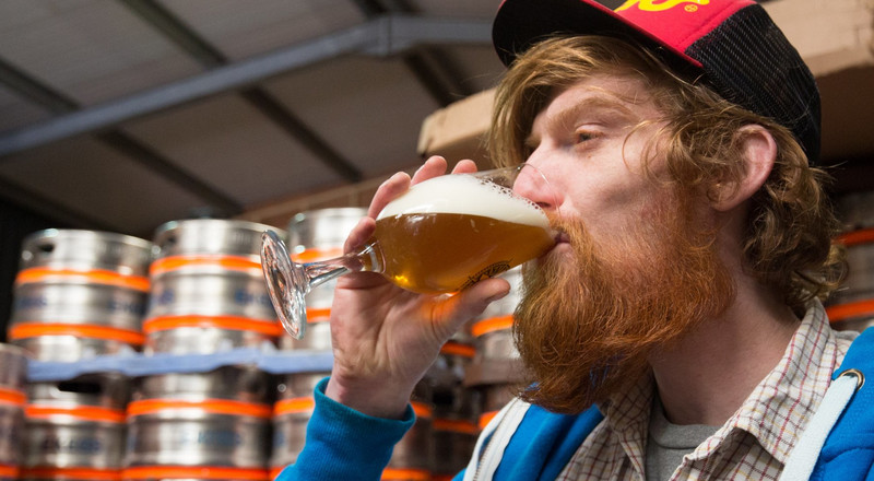 PRESENTING: How to change careers and become a craft brewer with a 6-figure salary and a booming business