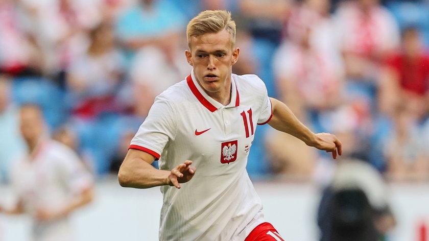 Karol Świderski to jeden z wybranków Paulo Sousy na Euro 2020