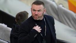 Derby County manager Wayne Rooney Creator: ALEKSANDRA SZMIGIEL