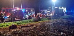 Ogromna tragedia na Mazowszu. W wypadku zginęły 4 osoby