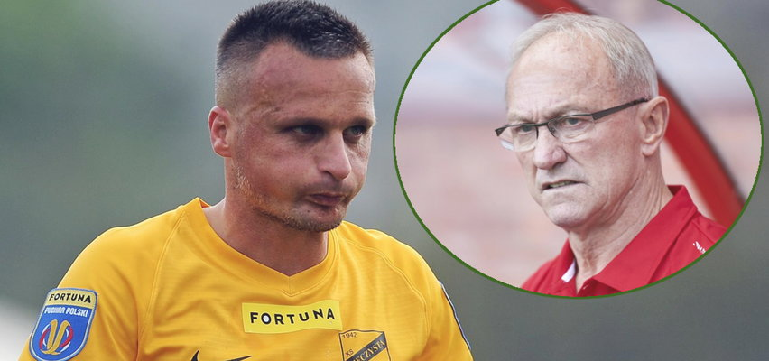 Sławomir Peszko i Franciszek Smuda znowu pracują razem... w IV lidze. Jak im idzie? [WYWIAD]