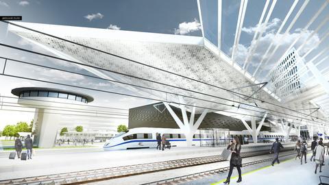 Warszawa Zachodnia zostanie przebudowana w latach 2019-2021