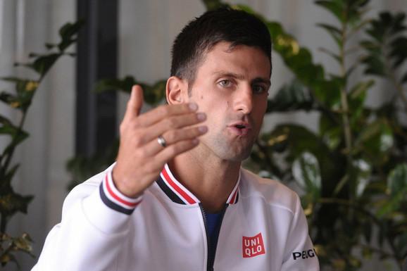 NEOBIČNA SITUACIJA Đoković bez trenera na turniru u Majamiju